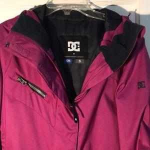 DC Snowboarding Jacket